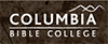 Columbia Bible College logo