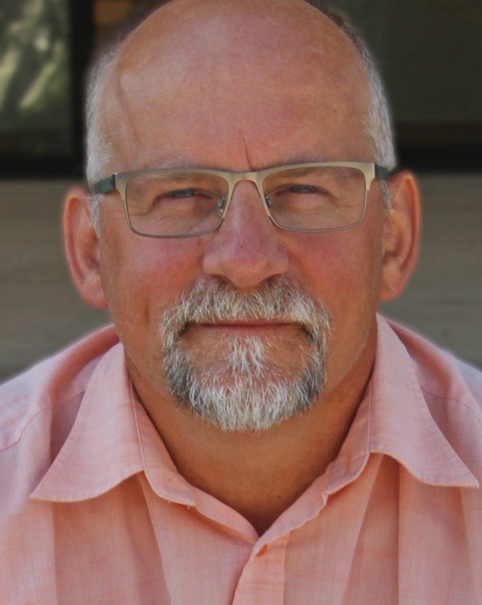 Photo of Pastor Walter